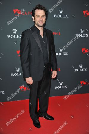 Editorial picture of The Philharmonic's 2012 Opening Night Gala, Los Angeles, USA