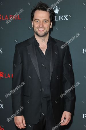 Stock Photo of Matthew Reese arrives at the Los Angeles Philharmonic's 2012 Opening Night Gala, in Los Angeles