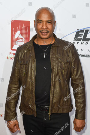 Ray Chew attends the Recording Academy Producers and Engineers Wing 8th Annual Grammy Week Event at The Village Recording Studios, in Los Angeles