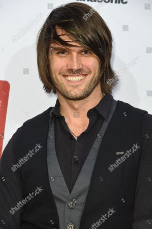 Derek Olds attends the Recording Academy Producers and Engineers Wing 8th Annual Grammy Week Event at The Village Recording Studios, in Los Angeles