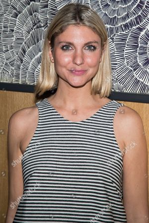 """Stock Image of Anna Martemucci attends """"Through Her Lens: The Tribeca Chanel Women's Filmmaker Program Celebration"""" at Little Park, in New York"""