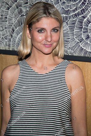 "Anna Martemucci attends ""Through Her Lens: The Tribeca Chanel Women's Filmmaker Program Celebration"" at Little Park, in New York"