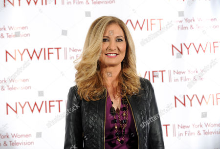 We tv President and General Manager Kim Martin is honored at the 32nd annual Muse Awards presented by New York Women in Film & Television (NYWIFT), in New York. Also honored today were actors Mariska Hargitay and Lucy Liu and Lisa F. Jackson, documentary filmmaker