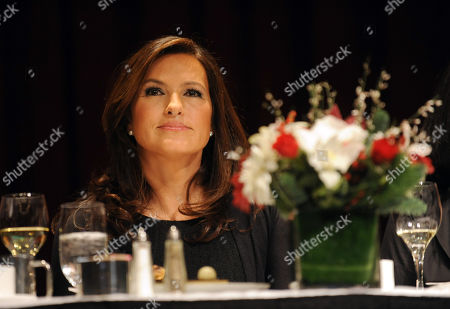 Mariska Hargitay is honored at the 32nd annual Muse Awards presented by New York Women in Film & Television (NYWIFT), in New York. The event also honored actress Lucy Liu, Kim Martin, President & General Manager WE tv, Lisa F. Jackson, documentary filmmaker, and Debra Zimmerman, of Women Make Movies