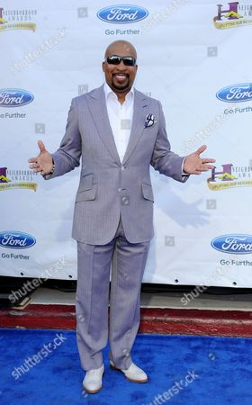 Editorial image of 11th Annual Ford Neighborhood Awards - Arrivals, Las Vegas, USA