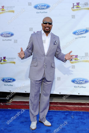 Actor Thomas 'Nephew Tommy' Miles arrives at the 11th Annual Ford Neighborhood Awards, on at the MGM Grand Garden Arena in Las Vegas, Nevada