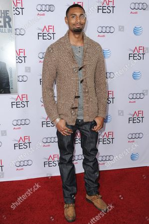 """Anthony Kelley arrives at the 2014 AFI Fest - """"The Gambler"""", in Los Angeles"""