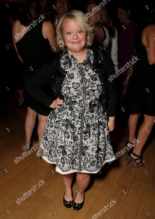 Lauren Potter attends Entertainment Weekly's Pre-Emmy Party sponsored by L'Oreal Paris and Hearts On Fire at Fig & Olive in West Hollywood, Calif. on