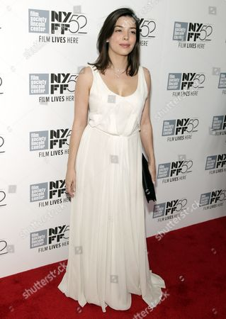 Heloise Godet attends a screening of 'Maps To The Stars' at the New York Film Festival on in New York