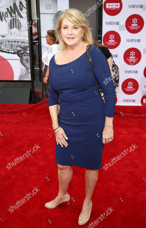 Stock Photo of Suzanne Lloyd arrives at 2014 TCM Classic Film Festival's Opening Night Gala at the TCL Chinese Theatre on in Los Angeles