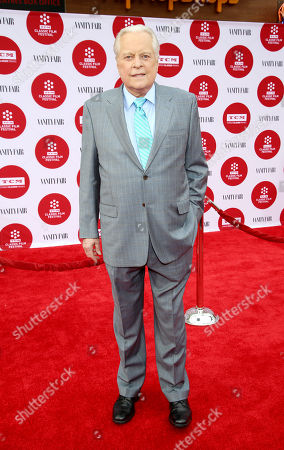 Robert Osborne arrives at 2014 TCM Classic Film Festival's Opening Night Gala at the TCL Chinese Theatre on in Los Angeles