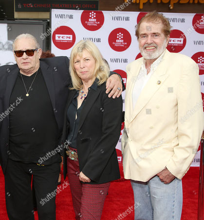 Editorial picture of 2014 TCM Classic Film Festival - Opening Night, Los Angeles, USA