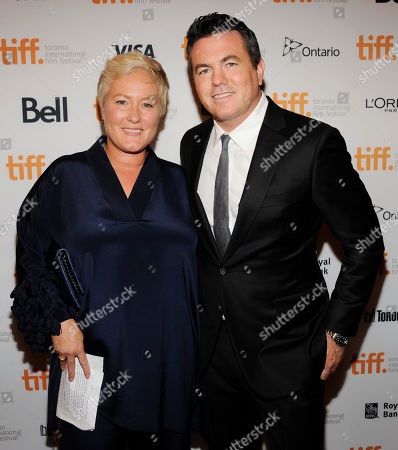 "Editorial image of 2014 TIFF - ""Hector And The Search For Happiness"" Premiere, Toronto, Canada"