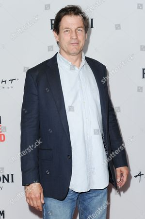 """Michael Pare attends """"The Sweet Life"""" premiere held at ArcLight Cinemas, in Culver City, Calif"""