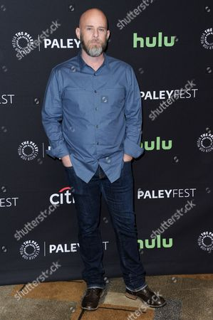 """Dave Erickson attends the 33rd Annual Paleyfest: """"Fear the Walking Dead"""" held at the Dolby Theatre, in Los Angeles"""