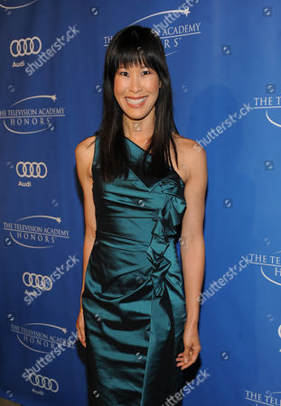 "MAY 2: TV correspondent Laura Ling arrives at the Academy of Television Arts & Sciences Presents ""The 5th Annual Television Academy Honors"" at the Beverly Hills Hotel on in Beverly Hills, California"