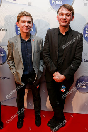 Editorial photo of Barclaycard Mercury Prize 2012