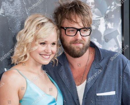 "Stock Photo of Alison Pill, left, and Josh Leonard arrive at the Los Angeles Film Festival Opening Night Gala - ""Snowpiercer"" on in Los Angeles"