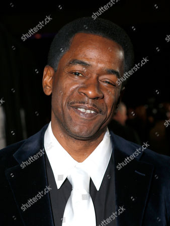 Dwight Henry attends the LA Film Critics Association Awards at the InterContinental Hotel, in Los Angeles