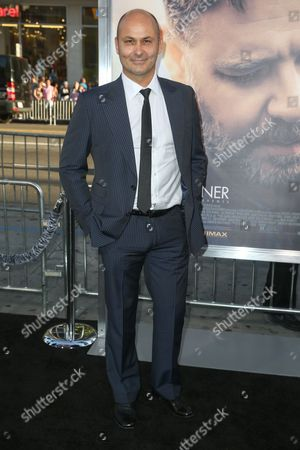 """Steve Bastoni arrives at the LA Premiere of """"The Water Diviner"""" at TCL Chinese Theatre, in Los Angeles"""