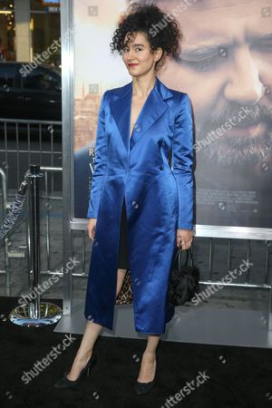 """Editorial picture of LA Premiere of """"The Water Diviner"""" - Arrivals, Los Angeles, USA"""