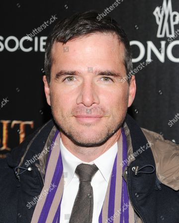 """Matthew Settle attends a special screening of """"The Hobbit: The Desolation of Smaug"""" hosted by New Line Cinema and Metro-Goldwyn-Mayer Pictures with The Cinema Society on in New York"""