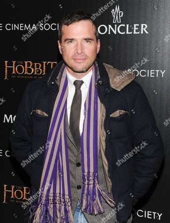 """Editorial photo of NY Special Screening of """"The Hobbit: The Desolation of Smaug"""", New York, USA"""