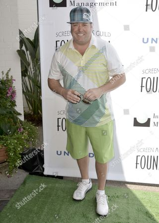 Gary Valentine arrives at the Screen Actors Guild Foundation's 4th Annual Los Angeles Golf Classic at the Lakeside Golf Club on in Burbank, Calif