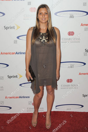"""Surfer Maya Gabeira attends the """"Sports Spectacular"""" on in Los Angeles, Calif"""