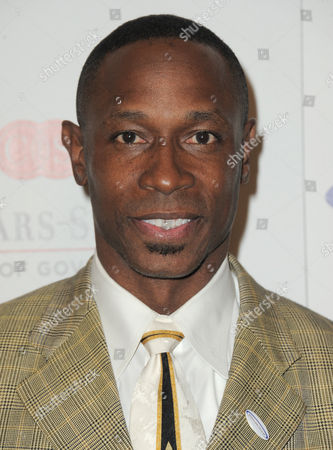"Former MLB player Kenny Lofton attends the ""Sports Spectacular"" on in Los Angeles, Calif"