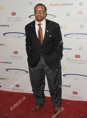 "Former NFL player Jamal Anderson attends the ""Sports Spectacular"" on in Los Angeles, Calif"