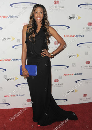 "Volleyball player Kim Glass attends the ""Sports Spectacular"" on in Los Angeles, Calif"