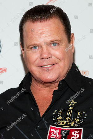 Jerry Lawler attends the Superstars For Sandy Relief Event, on in New York, NY