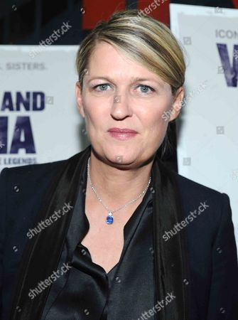 Director Maiken Baird attends the Venus and Serena Special Screening at the IFC Center on in New York