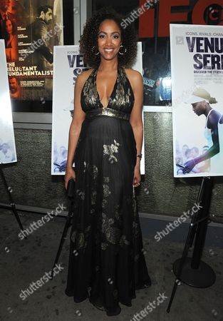 Director Michelle Major attends the Venus and Serena Special Screening at the IFC Center on in New York