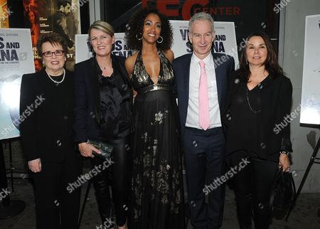 Editorial picture of Venus and Serena Special Screening, New York, USA