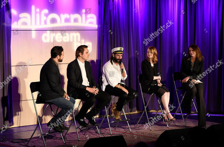 """Editorial picture of Visit California Premieres """"Dream of Dance"""" Video, Los Angeles, USA"""