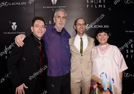 Editorial photo of World Premiere of Lexus Short Films - Red Carpet, Los Angeles, USA