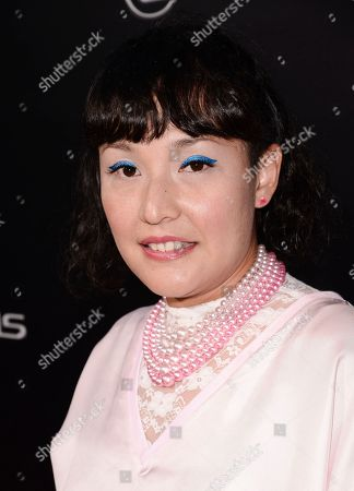 """Director Satsuki Okawa attends the world premiere of """"Lexus Short Films"""" presented by Lexus and The Weinstein Company at Regal LA LIVE on in Los Angeles"""