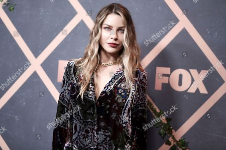 Stock Image of Lauren German attends the 2017 Fox Fall Party at Catch LA, in West Hollywood, Calif