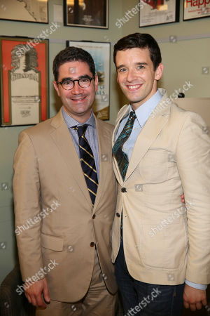 """Editorial photo of """"Buyer And Cellar"""" Opening Night, Los Angeles, USA"""