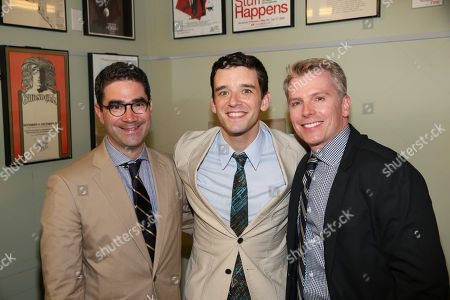 "Editorial image of ""Buyer And Cellar"" Opening Night, Los Angeles, USA"
