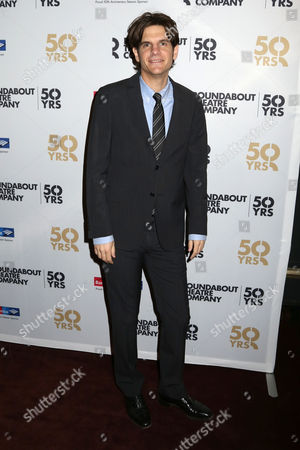 """Alex Timbers attends the Broadway opening night for """"Therese Raquin"""" at Studio 54, in New York"""