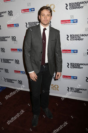 """Michael Arden attends the Broadway opening night for """"Therese Raquin"""" at Studio 54, in New York"""