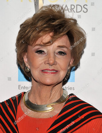 Stock Photo of Actress Peggy McCay arrives at the 17th Annual Prism Awards Ceremony at The Beverly Hills Hotel, in Beverly Hills, Calif