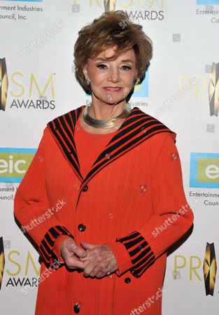 Actress Peggy McCay arrives at the 17th Annual Prism Awards Ceremony at The Beverly Hills Hotel, in Beverly Hills, Calif