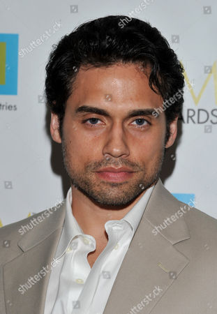 Actor Danny Arroyo arrives at the 17th Annual Prism Awards Ceremony at The Beverly Hills Hotel, in Beverly Hills, Calif