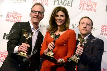 Editorial image of 2013 Independent Spirit Awards - Press Room, Santa Monica, USA