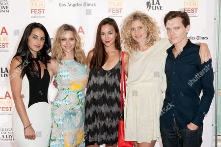 """Editorial photo of 2014 Film Festival - """"The Ever After"""" Premiere, Los Angeles, USA"""