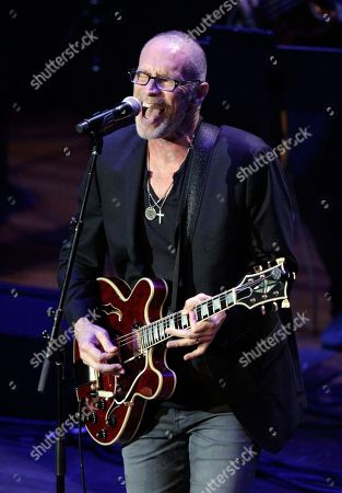 Stock Photo of Gordon Kennedy performs during the 54th Annual ASCAP Country Music Awards at the Ryman Auditorium on in Nashville, Tenn